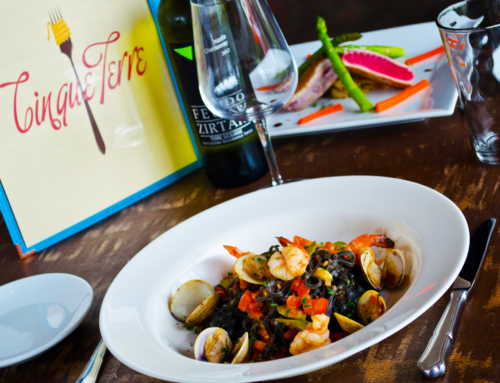 """The Meaning Behind our Name """"Cinque Terre Restaurant"""""""